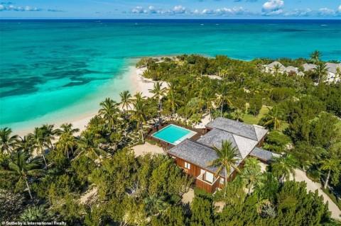 Dijual Rp468 M, Rumah Bruce Willis Termahal di Kepulauan Turks