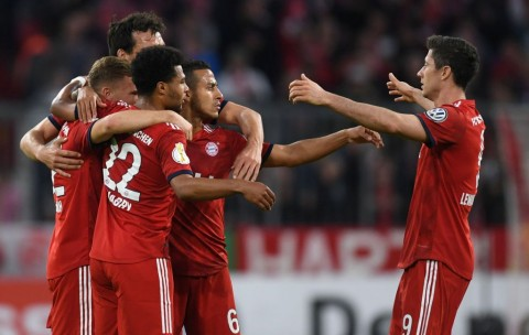 Sembilan Gol Tercipta, Muenchen Singkirkan Heidenheim