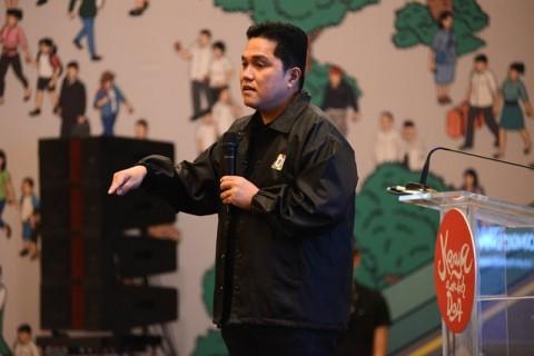 Bangun Indonesia Timur Bukti Kerja Nyata Jokowi