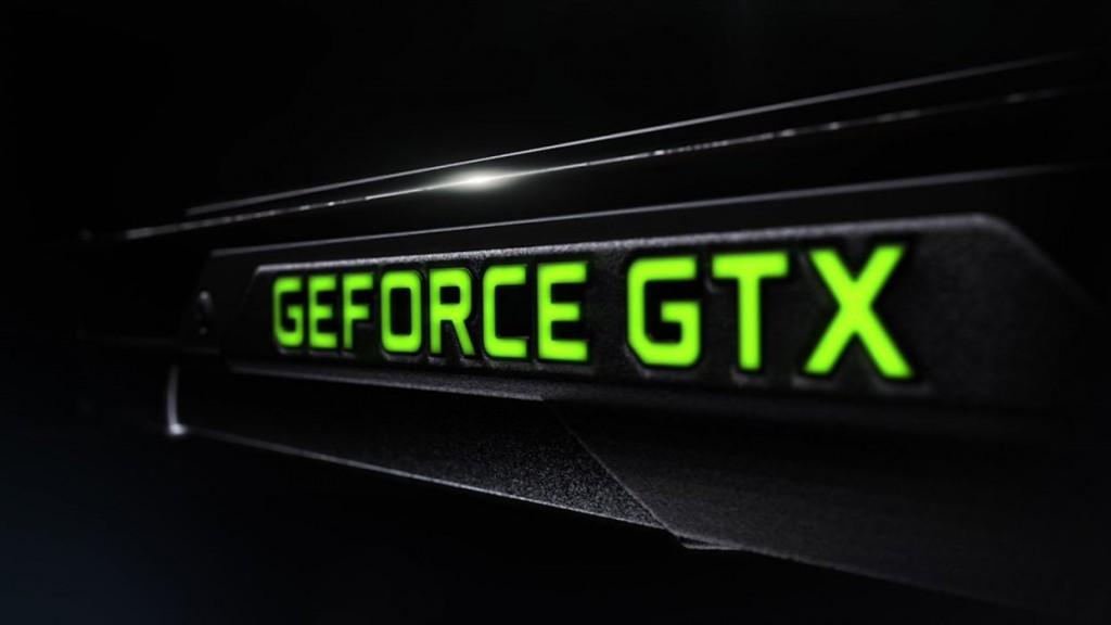 LED pada kartu grafis NVIDIA seri GeForcce GTX.