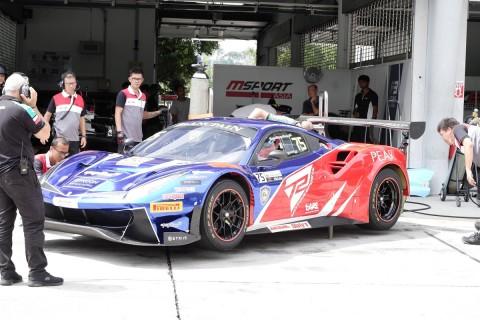 Rio Haryanto Mulai Persiapan Balap di Blancpain GT