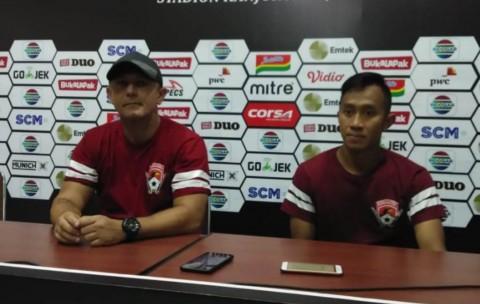 Pelatih Kalteng Putra Berharap Dukungan Penuh dari Suporter