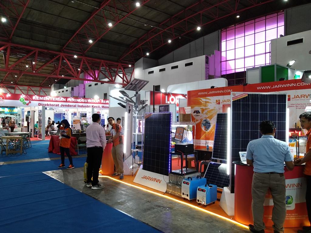 Teknologi panel surya kian berkembang sekarang ini (Foto: Medcom.id/Ilham Wibowo)