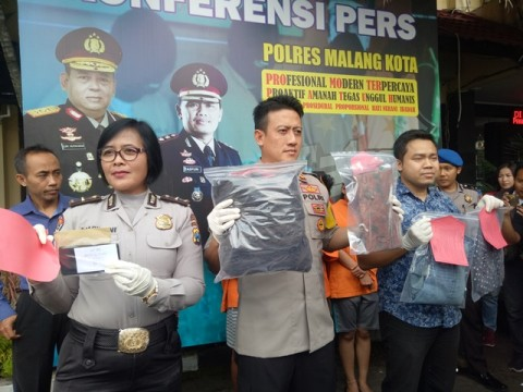 Tujuh Remaja Pembunuh Sadis di Malang Ditangkap