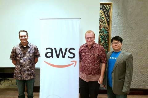 AWS Bakal Bangun Infrastruktur di Indonesia