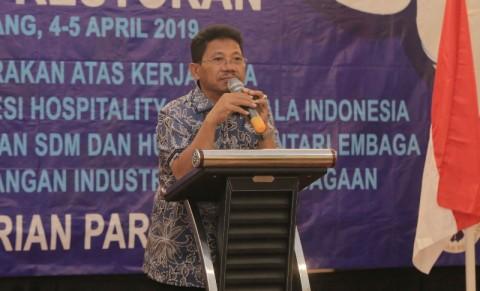 Kota Tangerang Uji Kompetensi Bidang Hotel