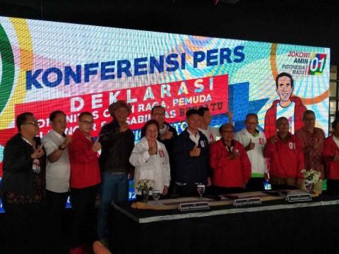 Komunitas Olahraga Siap Deklarasi Dukung Jokowi - Ma'ruf