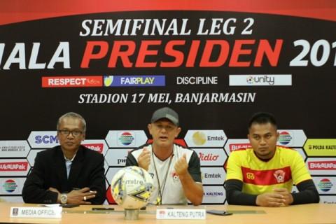 OK Jhon Berpeluang Absen Lawan Arema FC