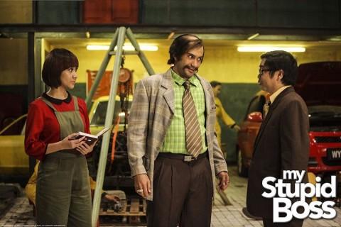 BCL Lega Film My Stupid Boss 2 Sudah Meraih 1 Juta Penonton