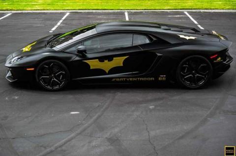 Lamborghini Batventador, Tunggangan Cat Woman ala Yasid Oozeear