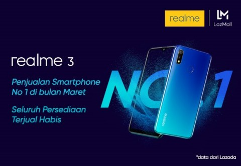 Selain Redmi Note 7, realme 3 Bisa Jadi Pertimbangan