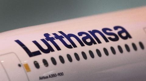 Saham Lufthansa dan Daimler Menanjak