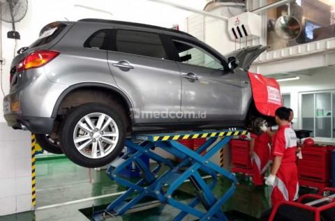 Mitsubishi Recall Delica & Outlander Sport, Ada Apa?