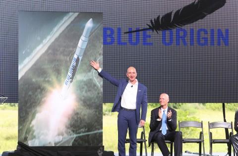 Amazon Bersiap Ikut Perlombaan Penerbangan Satelit