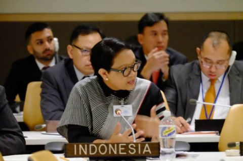 Indonesia Will Always be with Palestine: FM Retno