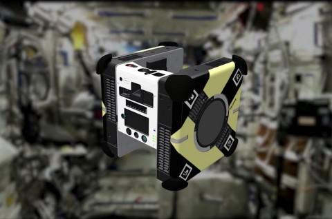 NASA Kirim Robot Lebah ke ISS
