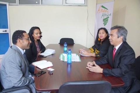 Indonesia Siap Dukung Pemerintahan Demokratis di Ethiopia