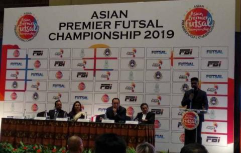 Asian Premiere Futsal Championship 2019 Bakal Digelar di Indonesia