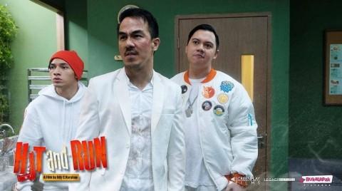 Hit and Run Jadi Film Tak Biasa bagi Karier Joe Taslim