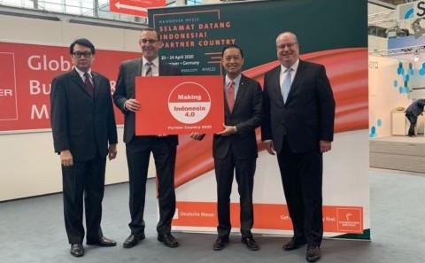 Indonesia Tegaskan Jalan Menuju Industri 4.0