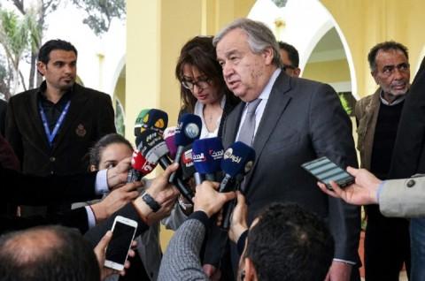 Libya di Ambang Perang Sipil, DK PBB Serukan Perdamaian