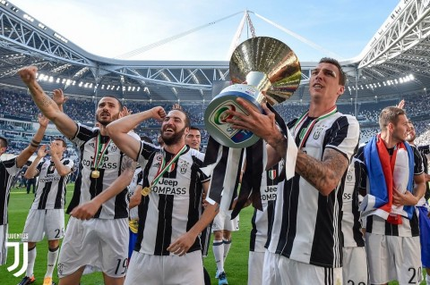 Skenario Juventus Segel <i>Scudetto</i> Pekan Ini