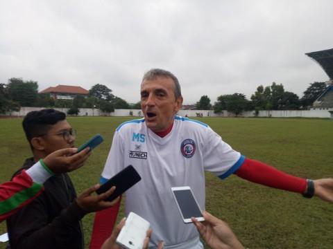 Arema FC Siap Lawan Siapa Saja di Final