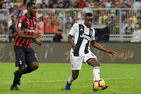 8 Fakta Jelang Laga Juventus vs AC Milan