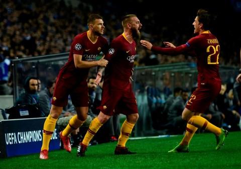 De Rossi Antar Roma Bekap Sampdoria