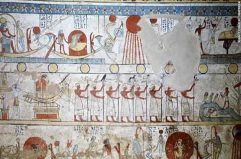 Makam Penuh Mumi Kucing dan Tikus Ditemukan di Mesir