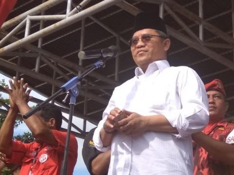 Jokowi-Amin Paling Sering Diserang Hoaks