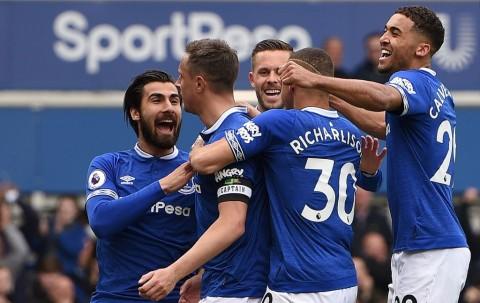 Tertunduk di Markas Everton, Arsenal Gagal Tembus Tiga Besar