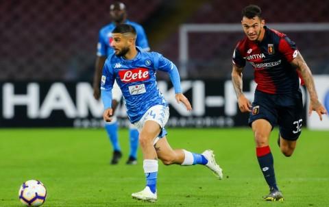 Napoli Ditahan Imbang Genoa, Juventus Kian Dekat dengan Scudetto