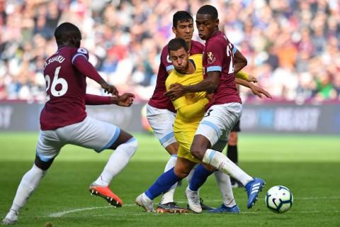 Jadwal Pertandingan Sepak Bola Nanti Malam: Chelsea vs West Ham