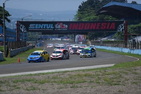 Konsistensi One Make Race Honda yang Semakin Kompetitif