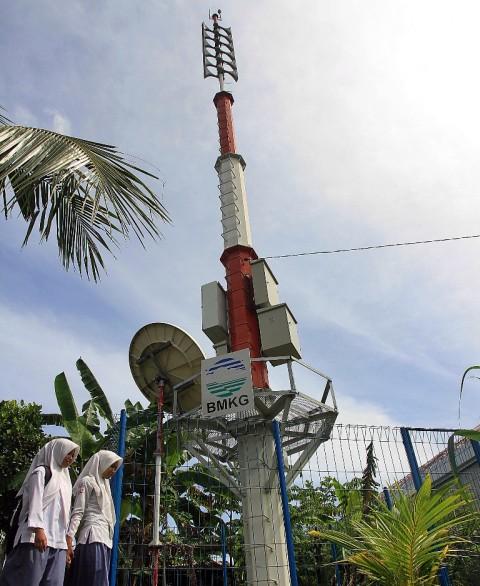 BPPT Siap Pasang Buoy di Gunung Anak Krakatau