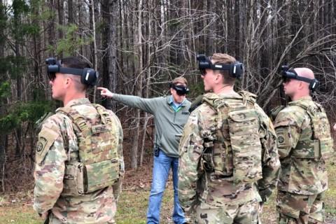Tentara AS Gunakan HoloLens, Layaknya Call of Duty