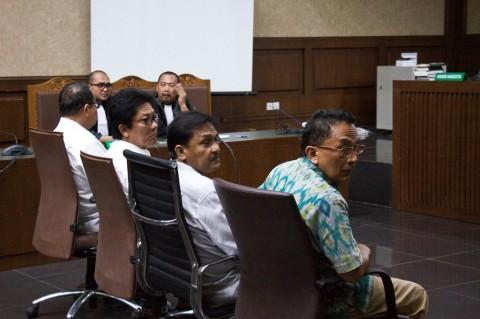 4 Legislator Sumut Terbukti Terima Suap