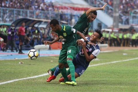 <i>Kick-off</i> Leg Pertama Final Piala Presiden Alami Perubahan