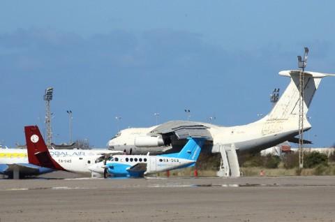 PBB Kecam Serangan Udara di Bandara Internasional Libya