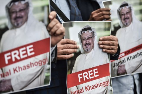 AS Larang Masuk 16 Warga Saudi Terkait Khashoggi