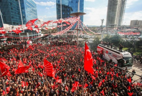Kalah, Desakan Hitung Ulang dari Partai Erdogan Ditolak