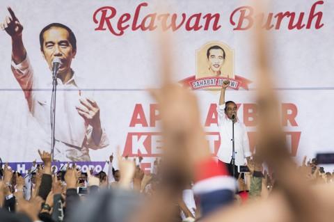 Jokowi Janji Revisi PP Pengupahan