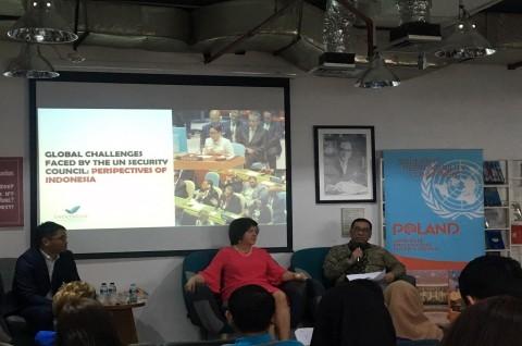 Diplomasi Indonesia Diuji dalam Isu Palestina