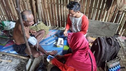 Terserang Malaria Berkali-kali, Tak Hentikan Pejuang Medis di Perbatasan