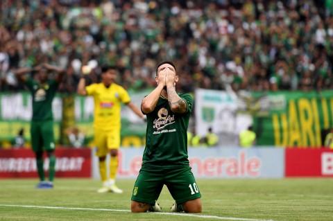 Persebaya Ditahan Imbang Arema FC 2-2