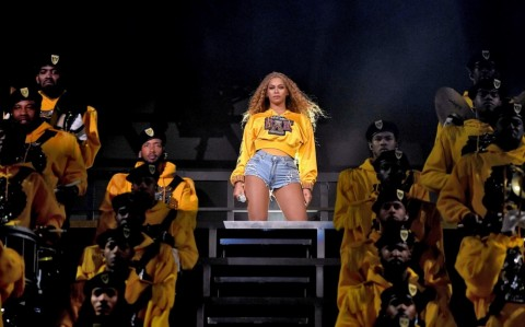 Homecoming, Film Dokumenter Beyonce tentang Penampilan di Coachella