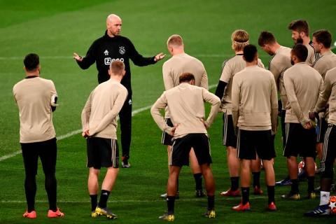 Ajax dalam Kondisi Terbaik untuk Hadapi Juventus