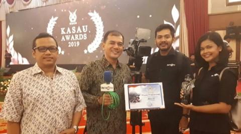 Metro TV Diganjar KASAU Awards 2019