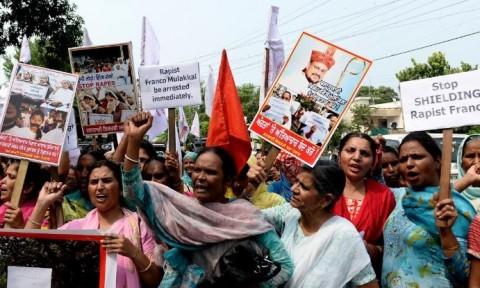 India Tangkap Uskup Katolik yang Lakukan Pelecehan